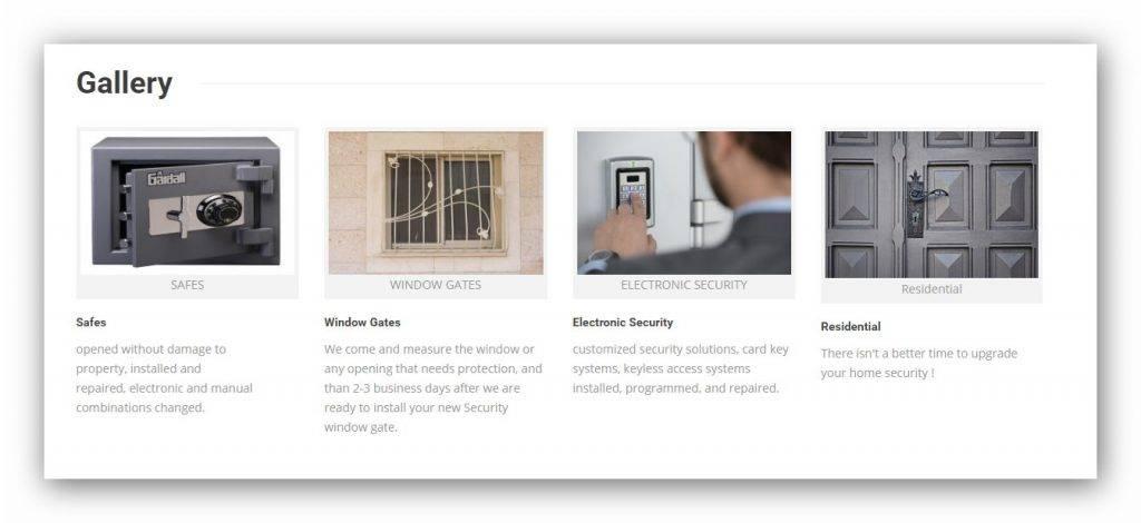 locksmith web design company
