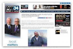 Zvi Zidon on Fox News