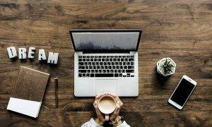 writing job