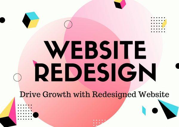 website redesign agency