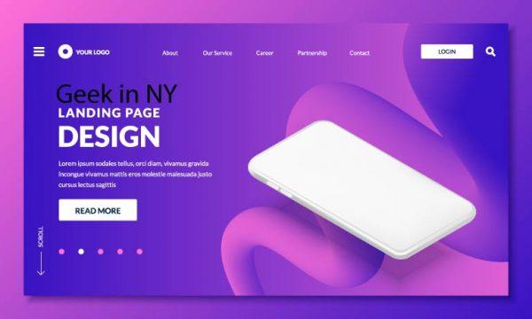 Landing-Page-Design-Service NYC